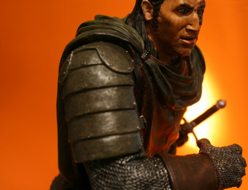 Song of Ice and Fire Sandor Clegane Bust 010
