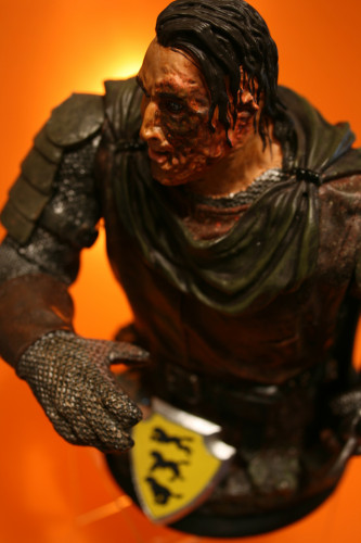 Song of Ice and Fire Sandor Clegane Bust 011