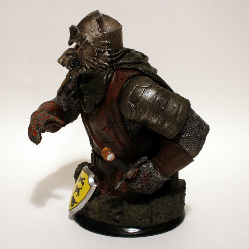 Song of Ice and Fire Sandor Clegane Variant Bust 004