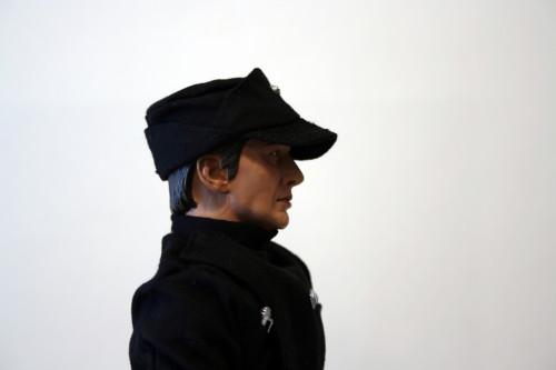 Star Wars 12 Inch Commander Praji - Fabric Hat Detail Side