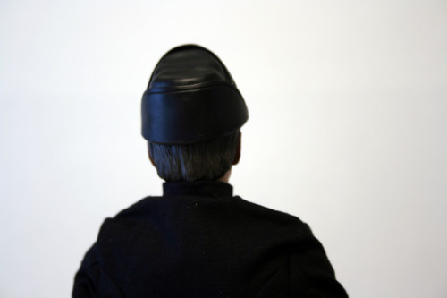 Star Wars 12 Inch Commander Praji - Plastic Hat Detail Back