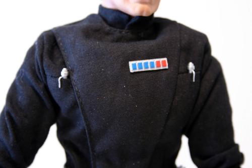 Star Wars 12 Inch Commander Praji - Uniform Detail
