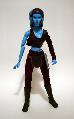 Star Wars Aayla Secura 12 Inch Figure 002