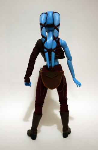 Star Wars Aayla Secura 12 Inch Figure 004