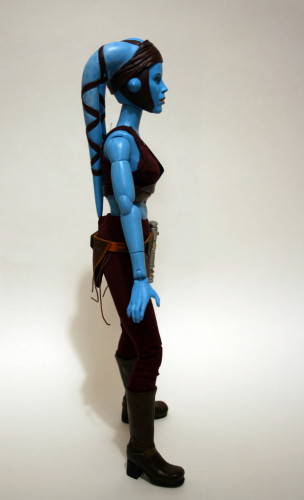 Star Wars Aayla Secura 12 Inch Figure 005