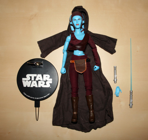 Star Wars Aayla Secura 12 Inch Figure 006