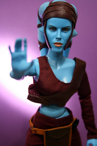 Star Wars Aayla Secura 12 Inch Figure 007