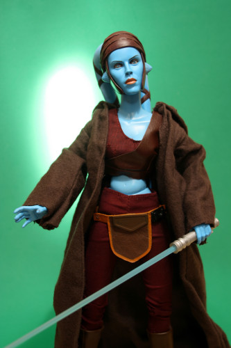 Star Wars Aayla Secura 12 Inch Figure 011