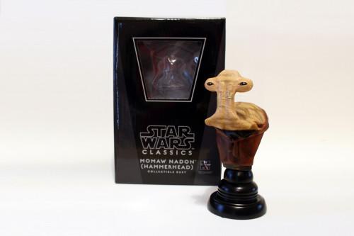 Star Wars Classics Momaw Nadon Hammerhead Bust 001