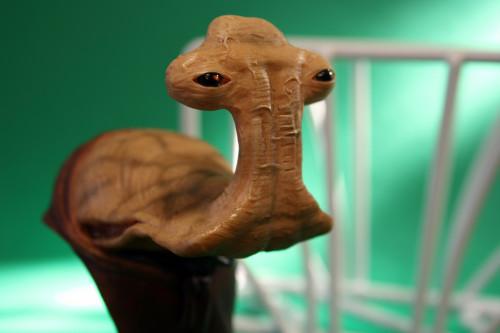 Star Wars Classics Momaw Nadon Hammerhead Bust 007