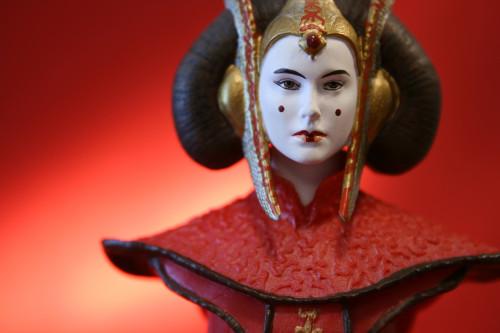 Star Wars Classics Queen Amidala Bust 006