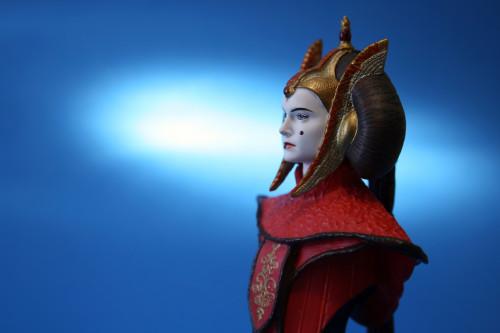 Star Wars Classics Queen Amidala Bust 007