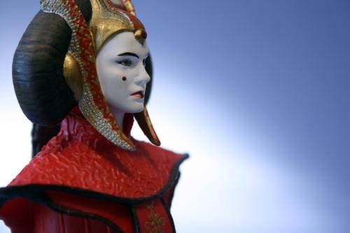 Star Wars Classics Queen Amidala Bust 008