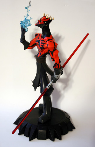 Star Wars Darth Maul Animaquette 003