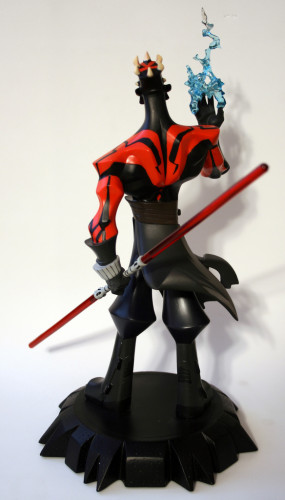 Star Wars Darth Maul Animaquette 004
