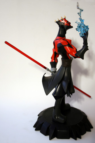 Star Wars Darth Maul Animaquette 005