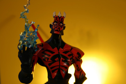 Star Wars Darth Maul Animaquette 006