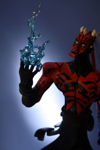 Star Wars Darth Maul Animaquette 012