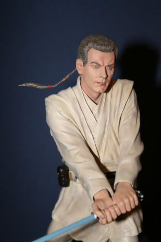 Star Wars Duel of the Fates Diorama Statue 006