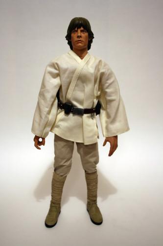 Star Wars Luke Skywalker Episode 4 12 Inch Figure 002