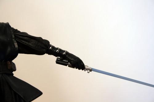 Star Wars Obi-Wan Kenobi Vs Anakin Skywalker Diorama 028