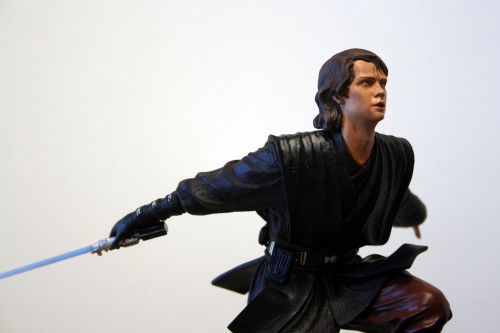 Star Wars Obi-Wan Kenobi Vs Anakin Skywalker Diorama 029