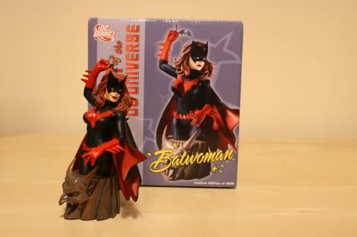 Women of DC Batwoman Bust 001