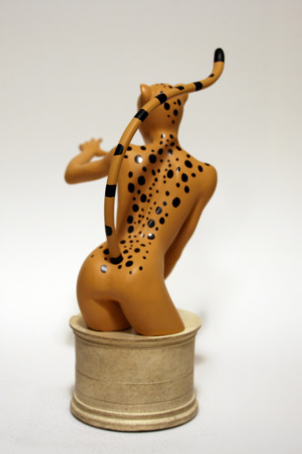 Women of DC Cheetah Bust 004