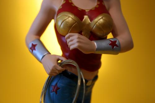 Women of DC Wonder Girl Bust 007
