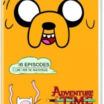 Contest Reminder: Adventure Time on DVD!