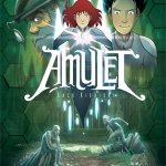 Contest Reminder: Amulet Book Four