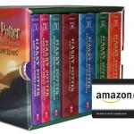 Contest Reminder: Harry Potter Prize Pack