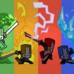 New Castle Crashers Video