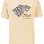 Contest Reminder: Win a Game of Thrones Stark T-Shirt!