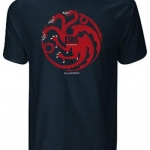 Contest Reminder: Win a Game of Thrones Targaryen T-Shirt!