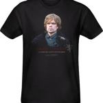 Contest Reminder: Win a Game of Thrones Tyrion Lannister T-Shirt!